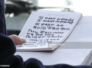 Air Force, Genius, and Funny and Sad: ABOARD AIR FORCE ONE  WANT NSTMN  WANT NOTH IN  LOANT NO  QuioPRo qvo  TELL ZeLL INSK  onaldTrump that aid t  ations  DO THE  TTRis sTA  OF 7 e C gettyimages  Mark Wilson  1188927586  HHH The most stable genius