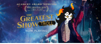 """Target, Troll, and Tumblr: ACADEMY AWARD NOMINEE  BEST ORIGINAL SONG  """"THIS IS ME""""  BENJ PASEK AND JUSTIN PAUL  GREATEST  SHOW IROLL  THE  NOW PLAYING direstrider:  how bout that new troll call"""
