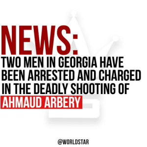 According to @CNN, former police officer and his son, Gregory McMichael and Travis McMichael, have been arrested and charged in the shooting death of 25 year old #AhmaudArbery. To read the full story, click the link. https://t.co/W7DaDeJDTv https://t.co/9ZDL5vv8dq: According to @CNN, former police officer and his son, Gregory McMichael and Travis McMichael, have been arrested and charged in the shooting death of 25 year old #AhmaudArbery. To read the full story, click the link. https://t.co/W7DaDeJDTv https://t.co/9ZDL5vv8dq