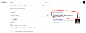 """According to Google, we are living in a fictional world """"where microphones exist"""": According to Google, we are living in a fictional world """"where microphones exist"""""""