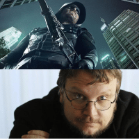"""According to Marc Guggenheim, Guillermo Del Toro (""""Pacific Rim"""", """"Hellboy"""") has a """"standing invitation to direct an episode of Arrow.   Source: http://heroichollywood.com/guillermo-del-toro-invited-direct-arrow/  (Kid Flash): According to Marc Guggenheim, Guillermo Del Toro (""""Pacific Rim"""", """"Hellboy"""") has a """"standing invitation to direct an episode of Arrow.   Source: http://heroichollywood.com/guillermo-del-toro-invited-direct-arrow/  (Kid Flash)"""