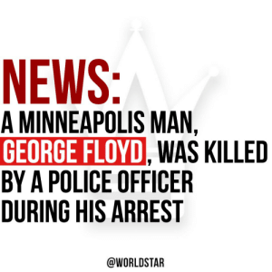According to multiple reports, #GeorgeFloyd was killed after a police officer kept his knee on the man's neck, despite pleas by the man that he couldn't breathe. The #FBI is currently working on the case... read more by clicking here... https://t.co/eq6AJeppuf Via @TMZ https://t.co/5NQng8s3ji: According to multiple reports, #GeorgeFloyd was killed after a police officer kept his knee on the man's neck, despite pleas by the man that he couldn't breathe. The #FBI is currently working on the case... read more by clicking here... https://t.co/eq6AJeppuf Via @TMZ https://t.co/5NQng8s3ji