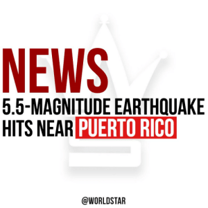 """According to reports. """"A 5.5-magnitude earthquake hit near southern #PuertoRico, jolting many from their beds on an island where some people still remain in shelters from previous quakes earlier this year.  There were no immediate reports of casualties."""" 🙏 @NBCNews https://t.co/TN9haxrOSD: According to reports. """"A 5.5-magnitude earthquake hit near southern #PuertoRico, jolting many from their beds on an island where some people still remain in shelters from previous quakes earlier this year.  There were no immediate reports of casualties."""" 🙏 @NBCNews https://t.co/TN9haxrOSD"""