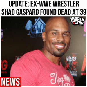 According to reports,  a body found on Los Angeles' Venice Beach early this morning has been identified as ex-WWE Star Shad Gaspard...read more by clicking here... https://t.co/ba2g6FgJ3f via @TMZ https://t.co/evpVqCC4pr: According to reports,  a body found on Los Angeles' Venice Beach early this morning has been identified as ex-WWE Star Shad Gaspard...read more by clicking here... https://t.co/ba2g6FgJ3f via @TMZ https://t.co/evpVqCC4pr