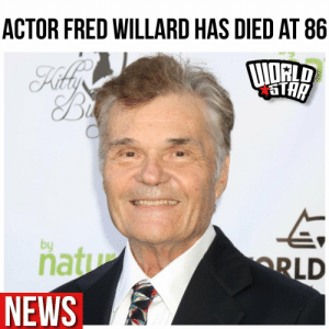 According to reports, actor Fred Willard has died at the age of 86. He is survived by his daughter Hope. Our thoughts and prayers are with his family and friends. 🙏 @TMZ https://t.co/Syvim2vWJ6: According to reports, actor Fred Willard has died at the age of 86. He is survived by his daughter Hope. Our thoughts and prayers are with his family and friends. 🙏 @TMZ https://t.co/Syvim2vWJ6