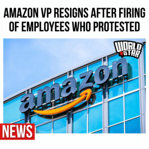 According to reports, #Amazon Web Services Vice President, #TimBray, has resigned from the company over the firings of employees who protested because of workplace safety issues in regards to the #coronavirus pandemic. To read the full story, click the link! //bit.ly/2YGlo38 https://t.co/ax9JASkZhd: According to reports, #Amazon Web Services Vice President, #TimBray, has resigned from the company over the firings of employees who protested because of workplace safety issues in regards to the #coronavirus pandemic. To read the full story, click the link! //bit.ly/2YGlo38 https://t.co/ax9JASkZhd