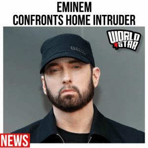 According to reports and law enforcement, the suspect,  Matthew David Hughes, used a paving stone to smash a kitchen window and climbed inside #Eminem's house...read more click here https://t.co/36O8WZ4byR Via @TMZ @Eminem https://t.co/BDKIhB8ahO: According to reports and law enforcement, the suspect,  Matthew David Hughes, used a paving stone to smash a kitchen window and climbed inside #Eminem's house...read more click here https://t.co/36O8WZ4byR Via @TMZ @Eminem https://t.co/BDKIhB8ahO