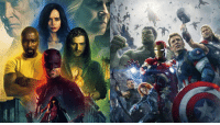 Disney, Memes, and Control: According to reports, Disney wants to consolidate control of it's Marvel characters with the potential 21st Century Fox deal. Marvel Studios & Marvel Television characters could appear together.  (Andrew Gifford)