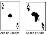 "Dank, Meme, and Http: Ace of Spades  Space of Aids <p>Hehe via /r/dank_meme <a href=""http://ift.tt/2ltErJ5"">http://ift.tt/2ltErJ5</a></p>"