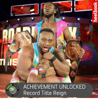 Record, Scratch, and 🤖: ACHIEVEMENT UNLOCKED  Record Title Reign Three guys who received little to nothing from creative and clawed and scratched until they made something special for themselves.