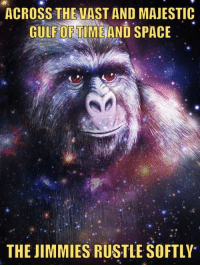 """Memes, Fuck, and Http: ACROSSTHEVAST AND MAJESTIC  GULF OF TIMEAND SPACE  THE JIMMIES RUSTLE SOFTLY <p>Fuck these angry trigger memes, the halcyon days of Rustled Jimmies are making a comeback! BUY BUY BUY!!! via /r/MemeEconomy <a href=""""http://ift.tt/2nt49g8"""">http://ift.tt/2nt49g8</a></p>"""