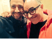 Beautiful, Memes, and Gorgeous: Act 1: I'm overjoyed to see my friend @DavidYazbek, whose score for @TheBandsVisit is stunning, gorgeous, beautiful... https://t.co/o4S4EIqped