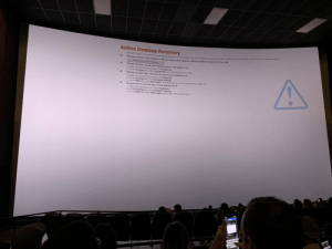 The new Star Wars movie is starting off great: Active Desktop Recovery  Microsoft wrdows has experenced an unepected error. As a precauton, your Active Dektp han been tumed off. To restore the Acte Detop ue the folowng trouclehooting tpe  yen irowser stop working or did you restart your conputer witheut shutting it dowm frst? Il so, cick  Restore my Acive Desktop  Did you recently change your background to a web paget If so:  1. Pightcick the desitop and then cick Properties  2. On the Desktop tab, under Background, cick te badiground you wirit.  Did you recently add a new item to your Active Desktop? 11 se:  1. Right-cidk te desktop and then cidk Properties  2. On the Desktop tab, cid Customize Desktop.  3. On the Web tab, under Web pages, cear the check box for the tem that was added last  Do you want to turm off your Active Desktop? If so:  1. Right-cldk the desktop and select Properties  2. On the C  3. On sktop tab, clck Custonie Desktop  a tab, under Web pages, click to clear all the check boes The new Star Wars movie is starting off great