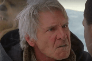 "Actor Harrison Ford agreed to appear in ""Star Wars: The Force Awakens""(2015) because that's the only way Disney would give him the $40 million dollars.: Actor Harrison Ford agreed to appear in ""Star Wars: The Force Awakens""(2015) because that's the only way Disney would give him the $40 million dollars."