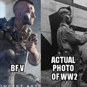 HiStoRiCalLy InaCcuRaTe: ACTUAL  PHOTO  OF WW2  BFV HiStoRiCalLy InaCcuRaTe