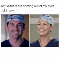 😍💕😩 greysanatomy derekshepherd meredithgrey hey guys! Just letting you know finals are coming up so we won't be as active as we were but don't worry we will return to daily facts soon😊👍🏻: Actual tears are coming out of my eyes  right now 😍💕😩 greysanatomy derekshepherd meredithgrey hey guys! Just letting you know finals are coming up so we won't be as active as we were but don't worry we will return to daily facts soon😊👍🏻