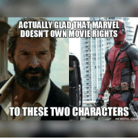 From @marvelousjokes - Yay or Nay?: ACTUALLY GLAD THAT MARVEL  DOESN TOWN MOVIE RIGHTS  MEMEFUL COM From @marvelousjokes - Yay or Nay?
