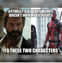 Yay or Nay?: ACTUALLY GLAD THAT MARVEL  DOESNTOWN MOVIE RIGHTS  MEMEFUL CO Yay or Nay?
