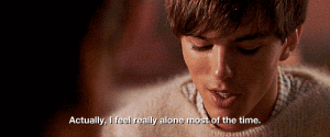 https://iglovequotes.net/: Actually, I feel really alone most of the time. https://iglovequotes.net/