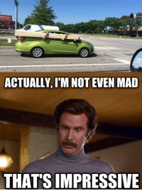 A for effort! Car Throttle: ACTUALLY IM NOT EVEN MAD  THAT'S IMPRESSIVE A for effort! Car Throttle