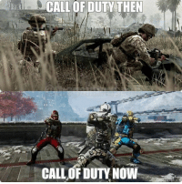 So Sad 😢😢: ada CALL OF DUTY THEN  CALL OF DUTY NOW  I So Sad 😢😢
