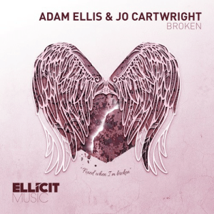 Music, Adam, and Broken: ADAM ELLIS & JO CARTWRIGHT  BROKEN  Fixed wher Tm broken  ELLICIT  MUSIC Adam Ellis & Jo Cartwright - Broken by AdamEllisDJ | Adam Ellis DJ ...
