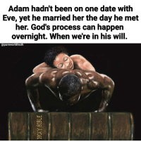 "Being Alone, College, and Dating: Adam hadn't been on one date with  Eve, yet he married her the day he met  her. God's process can happen  overnight. When we're in his will.  opureworldtruth  ไม่ An online study found that a majority of married men who responded to this question: ""When did you know that you wanted to marry your (now) wife?"" had answered ""Within the first year"". Some answered the second date, a few weeks in, the first month, etc. But nonetheless, the majority of answers were placed in the category of within the first three months to a year. A very few answered the first year or a few years into dating; but the overall consensus was the short span of the first year. _ Ladies: You should not be dating for more than a year or two without the mutual understanding that marriage is in your future together. If you've been dating for 3 years and there's no talk or thought of marriage, this is clearly God saying you two aren't meant to be together. And this is your man showing you that he's not taking you seriously, biblically speaking. _ Men: Adam knew right away. And as found in the study, hundreds of men knew in a short time span. If you plan to just thread the waters with her, or you're not ready to consider marrying her within the first year or two, then you need to figure yourself out and leave her alone, because that's just playing with her. And you're not loving her the way God asked you to. In the study there were few valid reasons why some men weren't ready marry soon due to college, military, tourism etc. but they all had the intention of marrying their woman after. _ We need to be dating with the intention of marriage. The world teaches us to date in order to thread the waters, figure things out, and-or just to have sexual pleasures, but God never told us to do that. I hope everyone here who is looking for that special someone has the intention of marriage in their future. _ The Bible says, 📖""He who finds a wife finds a good thing and obtains favor from the Lord.""📖 - Proverbs 18:22 (ESV). _ Notice God said, ""He who finds a wife"" not ""He who finds a woman or girlfriend"". _ Remember to live in His will. _ Video source: https:-youtu.be-Z8PFKI20TlY"