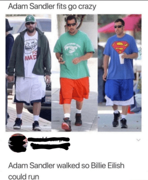Adam Sandler is the GOAT: Adam Sandler is the GOAT