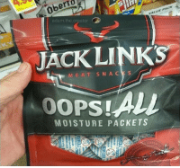 Links, Creator, and Jack Links: adam.the.creator  JACK LINKS  MEAT SNACKS  MOISTURE PACKETS