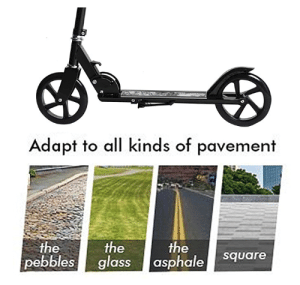 Improvise. Adapt. Square. https://t.co/pQYPmqMI79: Adapt to all kinds of pavement  the  the  pebbles glass  the  asphale  square Improvise. Adapt. Square. https://t.co/pQYPmqMI79