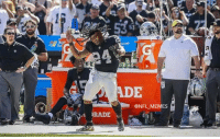 REMINDER: The Raiders are now 1-5 since Marshawn Lynch danced on the sideline in Week 2 https://t.co/I7VxxLTDlq: ADE  @NFL MEMES REMINDER: The Raiders are now 1-5 since Marshawn Lynch danced on the sideline in Week 2 https://t.co/I7VxxLTDlq