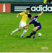 When James did this against Japan... Class 👏 - Follow us for more vids ✅: adida  WWFV When James did this against Japan... Class 👏 - Follow us for more vids ✅
