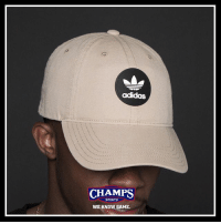 Adidas, Memes, and Sports: adidas  CHAMPS  SPORTS  WE KNOW GAME. Something about that classic @adidasoriginals logo. The adidas Beacon hats are available at Champs now!