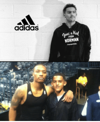 Trae Young joins the Adidas family! https://t.co/Y9Y10U10S1: adidas  FROM  NORMAN Trae Young joins the Adidas family! https://t.co/Y9Y10U10S1
