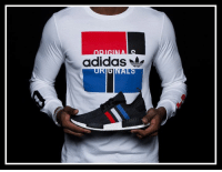 Level up. adidas Originals NMD Primeknit is back in stores only! Visit champssports.com/launchlocator for details!: adidas Level up. adidas Originals NMD Primeknit is back in stores only! Visit champssports.com/launchlocator for details!