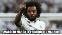 Adidas, Real Madrid, and Marca: adidas  MARCELO MARCA EL PRIMERODEL MADRID! El Real Madrid recorta distancias cabroworld