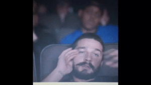 adistasteformath:  venusaurphobia:  Here's a video of Shia LaBeouf deciding to take a nap during Transformers: Dark of the Moon and an audience member's reaction  This is honestly one of my favorite things that has ever happened : adistasteformath:  venusaurphobia:  Here's a video of Shia LaBeouf deciding to take a nap during Transformers: Dark of the Moon and an audience member's reaction  This is honestly one of my favorite things that has ever happened