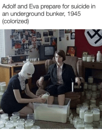 1945 Colorized