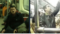 Hitler, Adolf Hitler, and April: Adolf Hitler and Joseph Stalin taking 2 seperate trains to Berlin for their final showdown (colorized) April 30th, 1945.