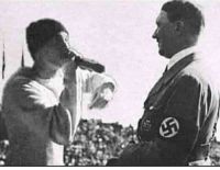 Eminem, Hitler, and Adolf Hitler: Adolf Hitler gets dissed by Eminem circa 1944