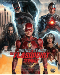 Batman, Click, and Memes: ADOT SON MOMOA RAY FISHER  EZRA MILLER JEFFREY DEAN MORGAN  JUSTICE LEABLE  I H Updated my Flashpoint Paradox poster! 🔥🔥🔥🔥🔥🔥🔥🔥🔥🔥🔥What do you think??Let me know down below! Feel free to comment and share just give credit! . . . . . . . . Don't forget to click the link in our bio to get shopping! 👏👏👏👏👏 . . . . . . . . . . . . . justiceleague justiceleaguetrailer batman superman flash cyborg aquaman benaffleck ezramiller jasonmomoa galgadot rayfisher bvs batmanvsuperman zacksnyder suicidesquad wonderwoman darkseid dc dceu dccomics dcuniverse injustice2 flashpointparadox flashpoint thomaswayne dcrebirth