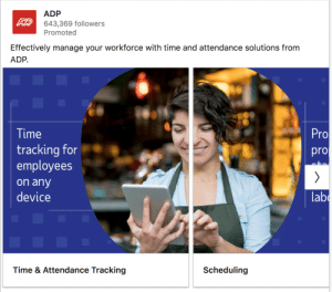 Time, Pro, and Adp: ADP  643,369 followers  Promoted  Effectively manage your workforce with time and attendance solutions from  ADP.  Pro  Time  tracking for  employees  pro  >  on any  lab  device  Time & Attendance Tracking  Scheduling Time tracking for cathedral bell ringers