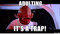 It's a trap: ADUITING  ITS A TRAP!  made on inngur