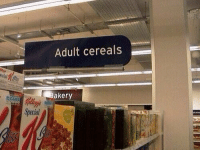Hoes, Porn, and Rice: Adult cereals  Bakery 50 Shades of Grain Porn Flakes Special D Rice Frisky Captain munch Cheery Hoes https://t.co/ht3QkDDj8o