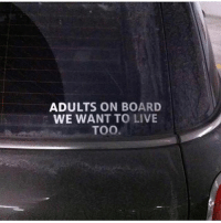Funny, Instagram, and Meme: ADULTS ON BOARD  WE WANT TO LIVE  TOO. @pubity was voted 'best meme account on Instagram' 😂