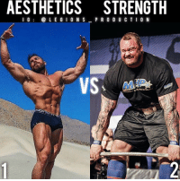 🔥😳🤔WHICH DO YOU PREFER? Founder 👉: @king_khieu. Aesthetics VS strength. 1 or 2? Why-why not? Vote 👇 below! Thoughts? 🤔 What do you guys think? COMMENT BELOW! Athletes. 1 - @artemusdolgin. 2 - @thorbjornsson. TAG SOMEONE who needs to lift! _________________ Looking for unique gym clothes? Use our 10% discount code: LEGIONS10🔑 on Ape Athletics 🦍 fitness apparel! The link is in our 👆 bio! _________________ Principal 🔥 account: @fitness_legions. Facebook ✅ page: Legions Production. @legions_production🏆🏆🏆.: AESTHETICS STRENGTH  I G@ L E G I O N S P R O D U CT I0 N  dlo 🔥😳🤔WHICH DO YOU PREFER? Founder 👉: @king_khieu. Aesthetics VS strength. 1 or 2? Why-why not? Vote 👇 below! Thoughts? 🤔 What do you guys think? COMMENT BELOW! Athletes. 1 - @artemusdolgin. 2 - @thorbjornsson. TAG SOMEONE who needs to lift! _________________ Looking for unique gym clothes? Use our 10% discount code: LEGIONS10🔑 on Ape Athletics 🦍 fitness apparel! The link is in our 👆 bio! _________________ Principal 🔥 account: @fitness_legions. Facebook ✅ page: Legions Production. @legions_production🏆🏆🏆.