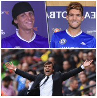 Antonio Conte has stated that he prefers to rest David Luiz and Marcos Alonso ahead of Chelsea's game against Wolves in the 5th round of the FA Cup. Antonio Conte clears up that he respects the FA Cup due to its history,although he's resting the Brazilian CB and the Spaniard LWB.: AETC  AMAHOIC Antonio Conte has stated that he prefers to rest David Luiz and Marcos Alonso ahead of Chelsea's game against Wolves in the 5th round of the FA Cup. Antonio Conte clears up that he respects the FA Cup due to its history,although he's resting the Brazilian CB and the Spaniard LWB.
