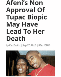 """Damn Repost @blondiecsaga ・・・ Smh ....old article resurfaced .The eagerly awaited 2Pac biopic """"All Eyez On Me"""" has been given a release date for November 2016, but the film hasn't come easy. Having undergone severe production delays, multiple director changes, in house lawsuits and even allegations of murder. It seems Tupac can't escape controversy even in the after life. Tupac's mother, Afeni Shakur Davis founded the Tupac Amaru Shakur foundation after her son was murdered in 1996 in Las Vegas. She oversaw the release of his posthumous albums and was in the process of executive producing All Eyez On Me, having been in discussions and negotiations with several major studios and production companies. Tupac touched so many people in his brief life so it was always Afeni's wish to collaborate with the right people and in the right way, to get her son's story out to the world. But the task was proving to be more difficult than expected with director reshuffles and in-house lawsuits that almost derailed the movie completely. One such incident was that of Morgan Creek Productions, who alleged in a Los Angeles Superior Court filing that Amaru Entertainment had backed out of an agreement to sell Tupac's life rights for a film adaptation. Afeni Shakur quickly fired back at Morgan Creek, with a $10 million cross-complaint lawsuit that claimed a prearranged 2Pac biopic was never agreed upon, despite Creek's allegations. Amaru Entertainment claimed that Morgan Creek, CEO James Robinson tried to strong-arm a deal for Tupac movie rights, then sabotaged the project when Amaru attempted to set it up elsewhere. With John Singleton and also Devil In A Blue Dress director Carl Franklin withdrawing early from the project, the chair was handed to acclaimed rap video director Benny Boom with former DeathRow collaborator, L.T. Hutton overseeing as executive producer. Hutton, who started out as a producer in the early 90s, had already entered in to a deal with Morgan Creek some years earli"""