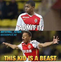 Admit It!: AFFLELOU  ADMIT IT  INSTA TROLL FUTBOL  SOCCERPICS HD  DCOM  THIS KlDIS A BEAST Admit It!
