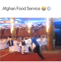 Food, Funny, and Lmao: Afghan Food Service I been living in wrong country lmao